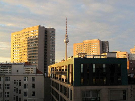 nouveau quartier dans Berlin Est
