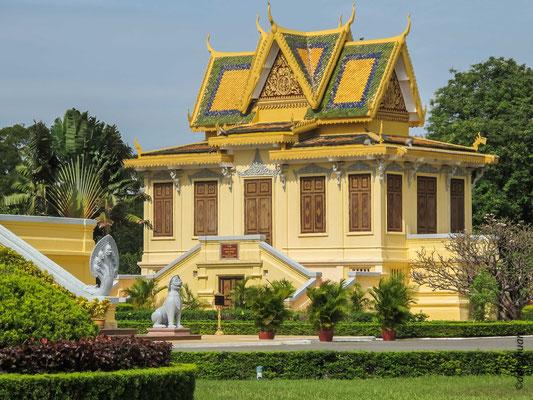 PhnomPenh - Palais Royal