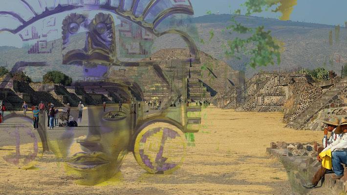 L'oeil du pouvoir (Téotihuacan)