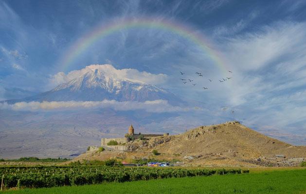 L'espoir au sommet (Arménie)