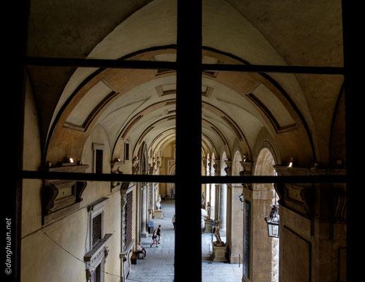 Palais de Vecchio - l'intérieur