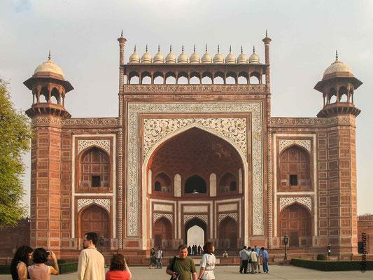 Delhi - quatier administratif