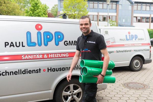 Karriere machen bei Paul Lipp GmbH