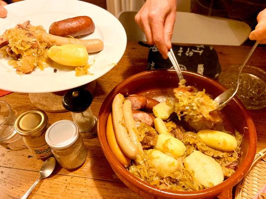 親子フランス旅行 美味しいフランス フランス人の家 フランス語
