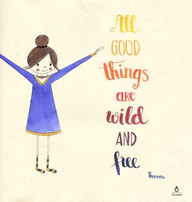 Zitat Thoreau