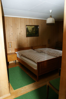 Bedroom 1 (on first floor)