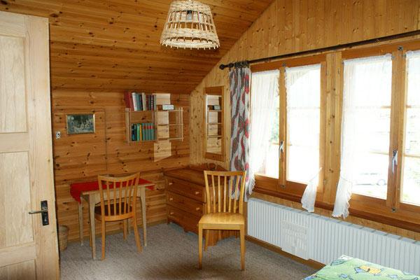 Chambre à coucher 2 (deuxième étage)
