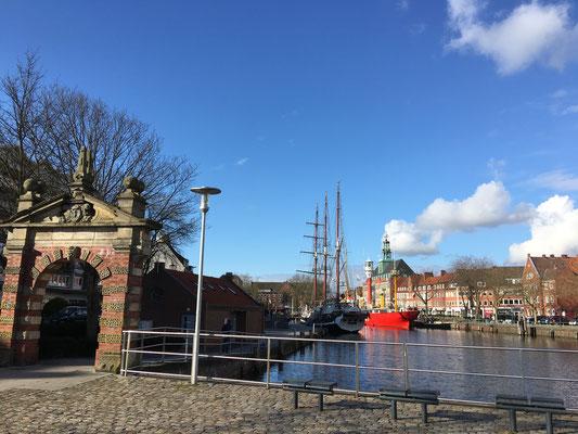 Hafentor Emden
