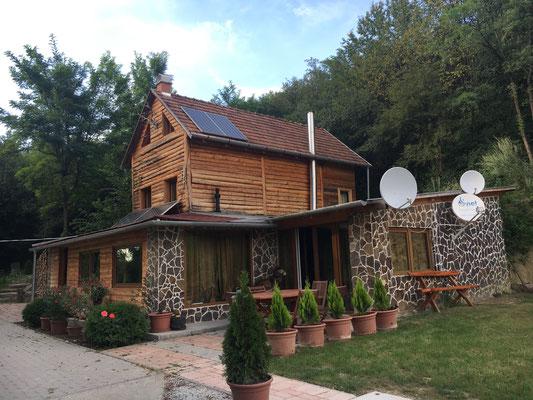 Wunderschöne Hütte