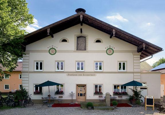 Der Kramerwirt in Pastetten / Harthofen