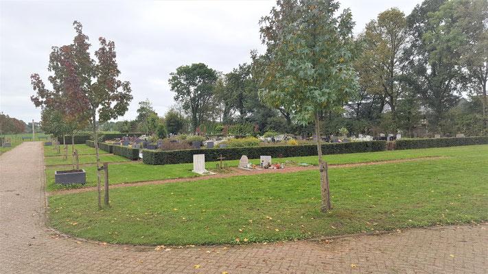 begraafplaats Vossengraaf Milingen