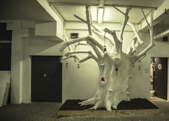 """Tree of Love"" by Art.Mann & Reza Bild 1"