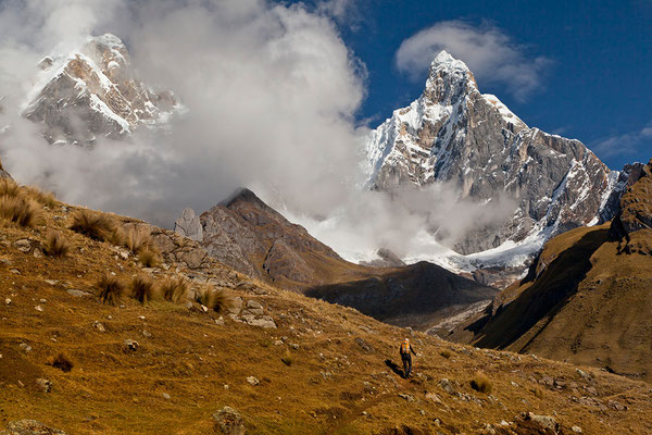 Jirishanca, Cordillera Huayhuash