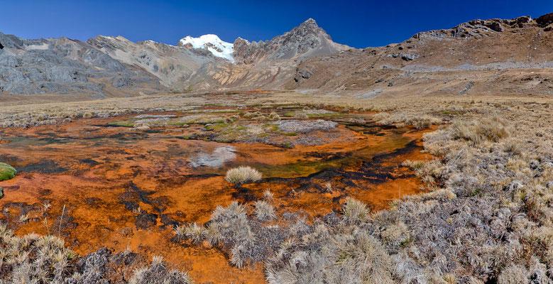 Diablo Mudo in der Cordillera Huayhuash