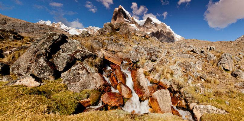 Cordillera Huayhuash