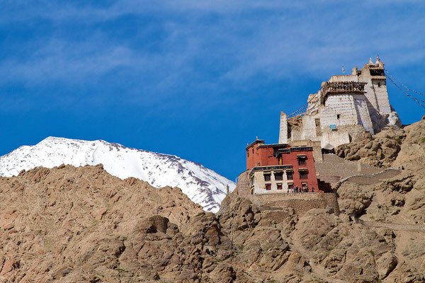 Königspalast von Leh