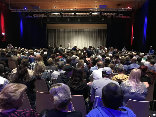 Full House an der Comedy Night