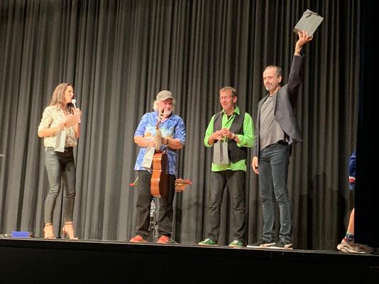 Komiker an der Bülacher Comedy Night