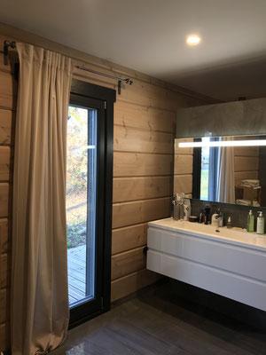 ambiance spa pour une salle de bain détente
