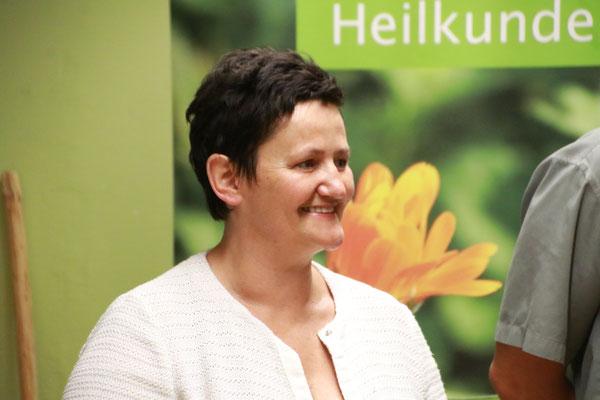 Obfrau Theresia Harrer