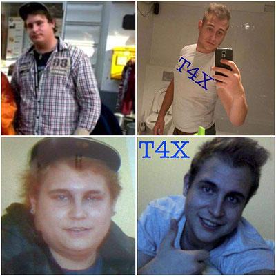 Respekt für die Leistung von Christopher Zelloth! Trans4matix ist stolz ihn auf den Weg zu seiner Bodytransformation unterstützt und geholfen zu haben!