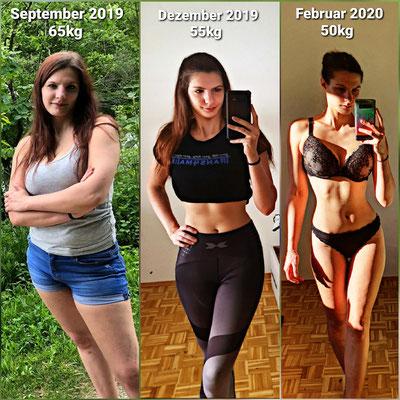 Sabrina Tschemernjak die es mit dem T4X Trainings & Ernährungskonzept in kürzester Zeit zu ihrer Wunschfigur geschafft hat und jetzt sogar noch einen drauf gesetzt hat, mit dem dritten Teil ihrer Verwandlung. Betreut würde sie von Trainer Rocco Montana