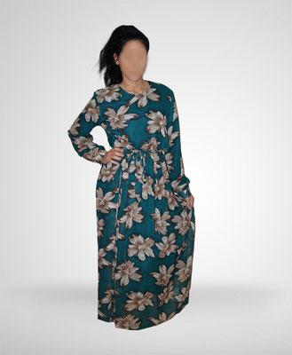 Fower Dress