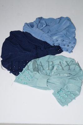 Jeans-Marienblau-Mint