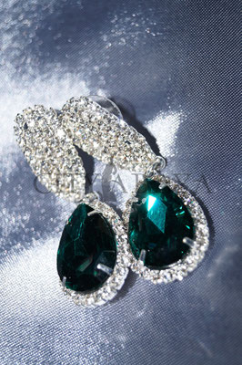 Silber/Grün