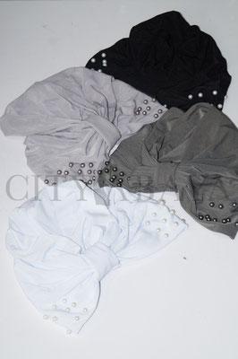 Schwarz-Hellgrau-Dunkelgrau-Weiß