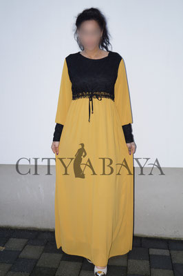 Chiffon Kleid Lai