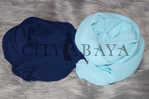 Marienblau-Babyblau