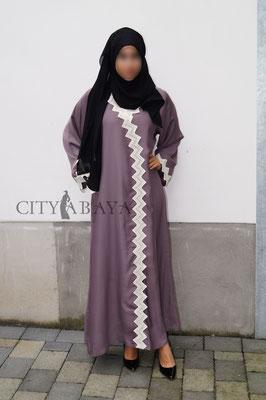 Abaya Taupe