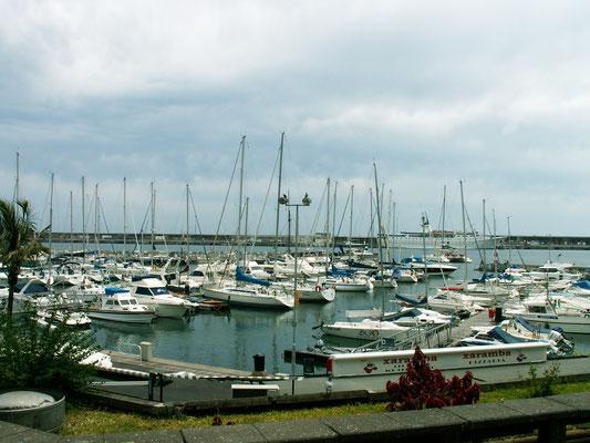 Der Hafen von Funchal - Madeira