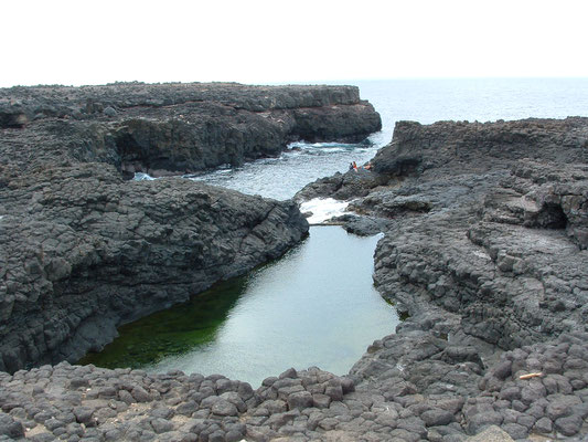 "Badebucht ""Buracona"" - Insel Sal, Kapverden"