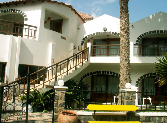 "Hotel ""Odjo d'Àgua"" S.Maria - Insel Sal, Kapverden"
