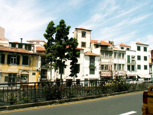 Häuser in Funchal - Madeira