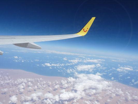 Fliegen mit TUI - Insel Sal, Kapverden