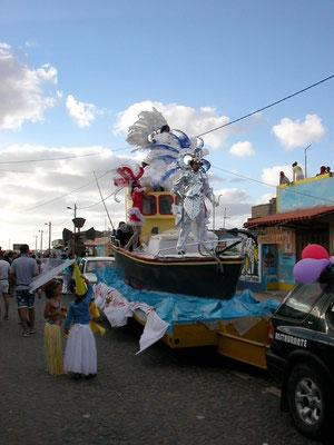 Karneval in Santa Maria - Insel Sal, Kapverden