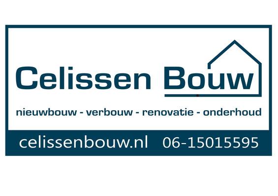 Materiaalsponsor 2017-2018 Celissen Bouw