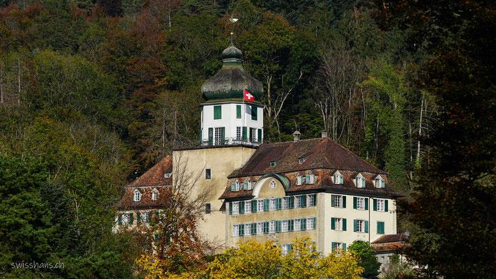 Schloss Grünenstein in Balgach