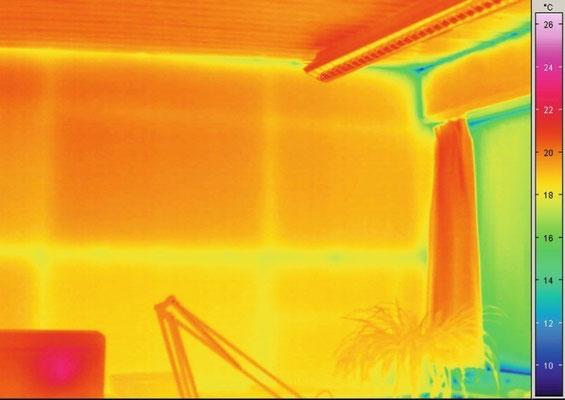 WI - Thermographie après réalisation