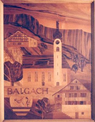Schrankfüllung Balgach
