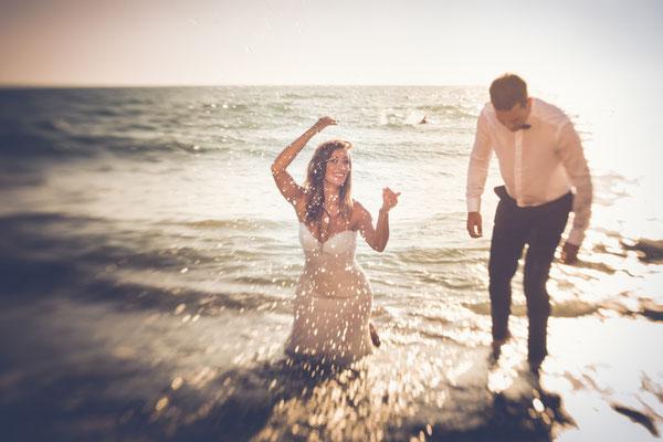 Alessia e Vincenzo Sposi - Reportage Matrimonio