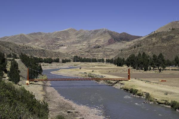 Unterwegs nach Puno