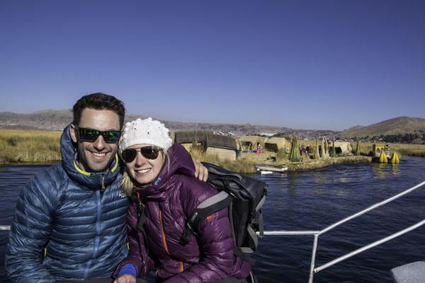 Tagestour auf dem höchsten schiffbaren See der Welt