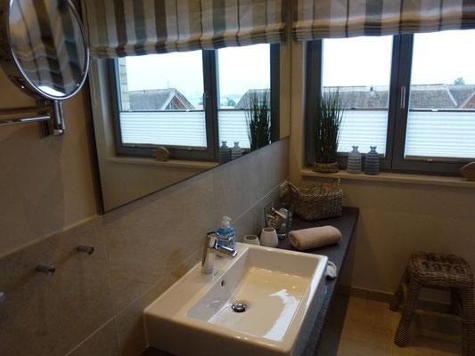 Duschbad mit Rainshower-Dusche