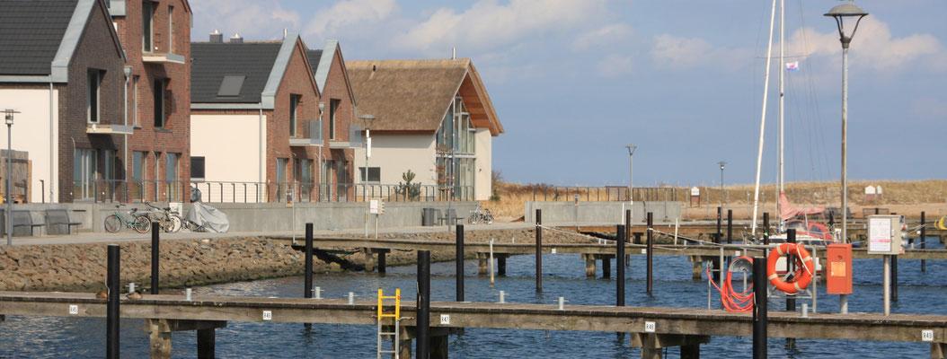 Zu jeder Jahreszeit, 365 Tage im Jahr: Ferienwohnung 54°NORD im Strand Resort von Heiligenhafen