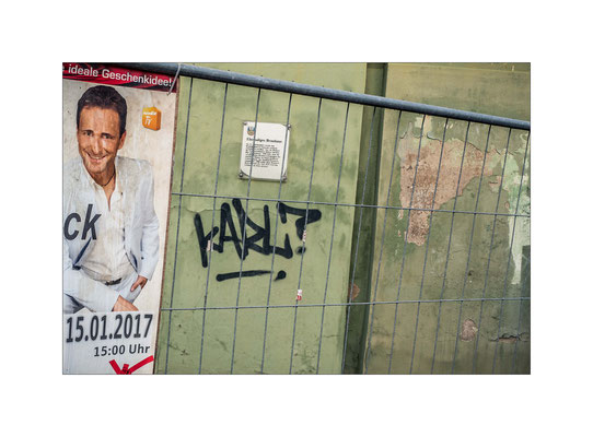 Osterode, 2017 © Volker Jansen