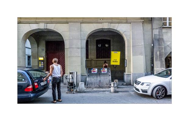 Bern, 2015  © Volker Jansen